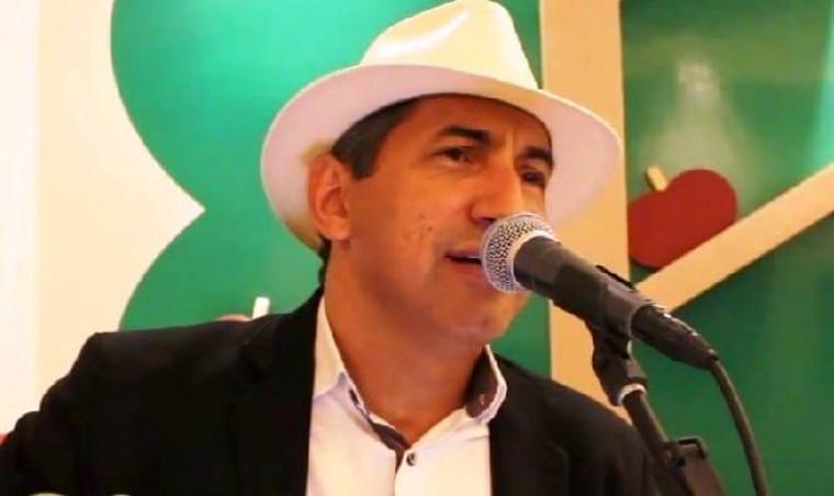 Relmivan é enfermeiro e foi secretário de Cultura de Araguaína