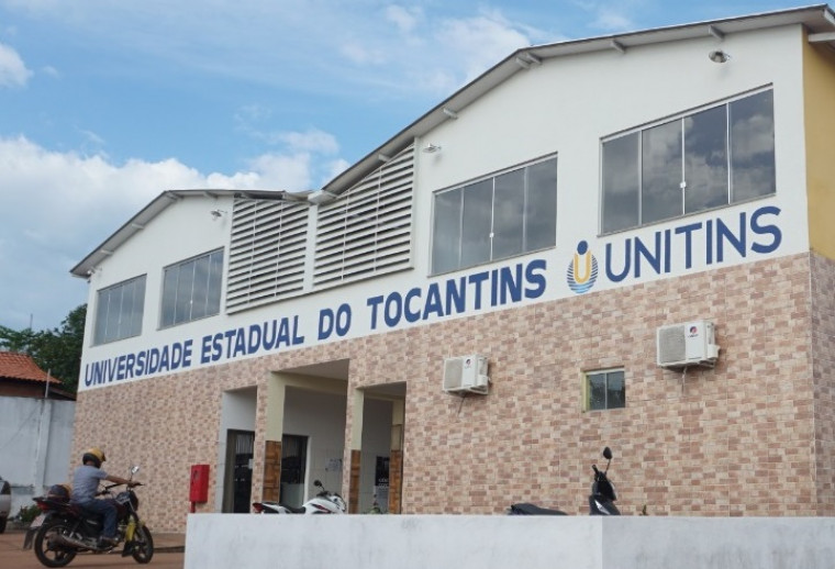 Câmpus da Unitins em Augustinópolis