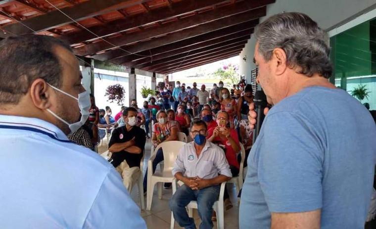 Deputado federal Célio Moura reforça apoio do PT em 22 municípios