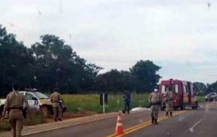 Os militares de 46 e 48 anos não resistiram aos ferimentos e morreram no local