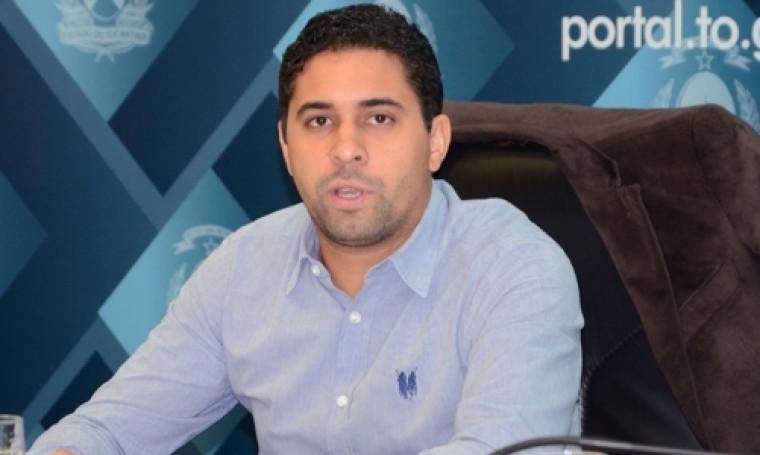 Secretário-Chefe da Casa Civil Rolf Costa Vidal assinou a exoneração