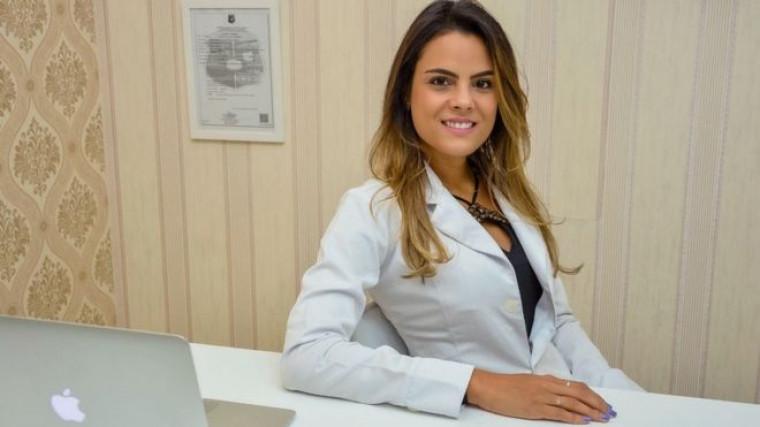 Marina se tornou médica