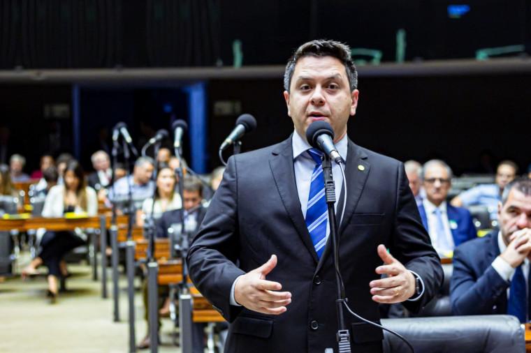 Sugestão apresentada por Tiago Dimas no novo Código Eleitoral