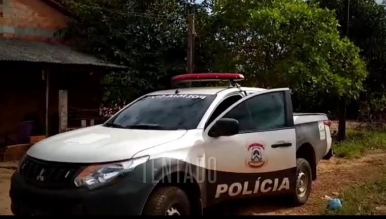 Um homem de 22 anos foi preso pelo crime de tentativa de latrocínio e tentativa de homicídio