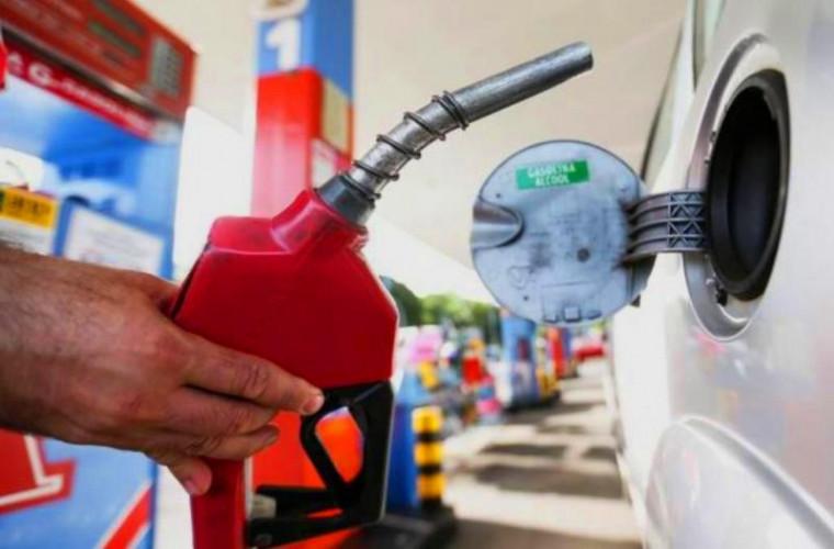 Preço da gasolina está nas alturas