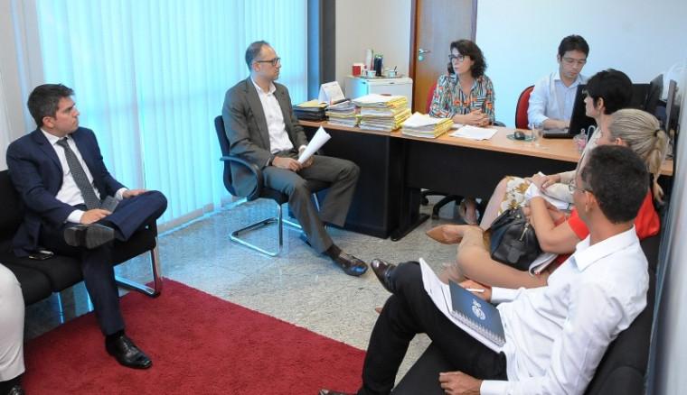 Reunião em Palmas