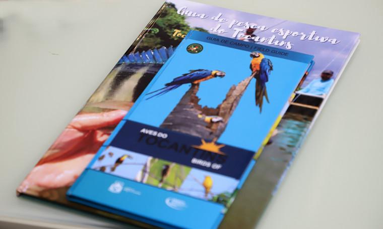 Guia de turismo no Tocantins