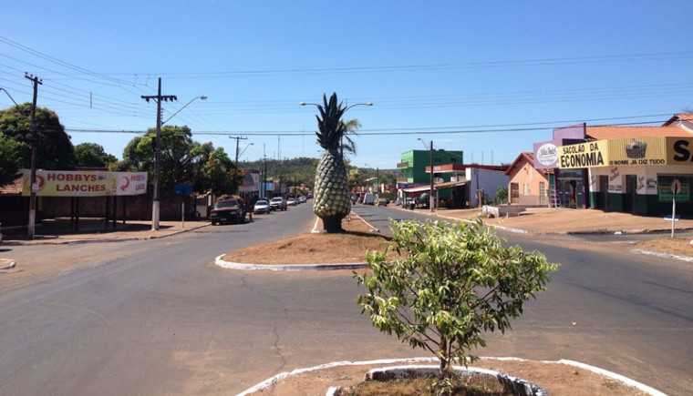 Cidade de Miranorte