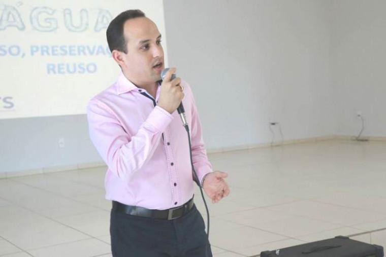 Antônio Davi Goveia Junior, natural de Gurupi (TO), tem 30 anos.