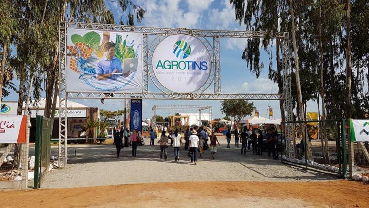 A feira ocorrerá de 7 a 11 de maio, no Centro Agrotecnológico de Palmas.