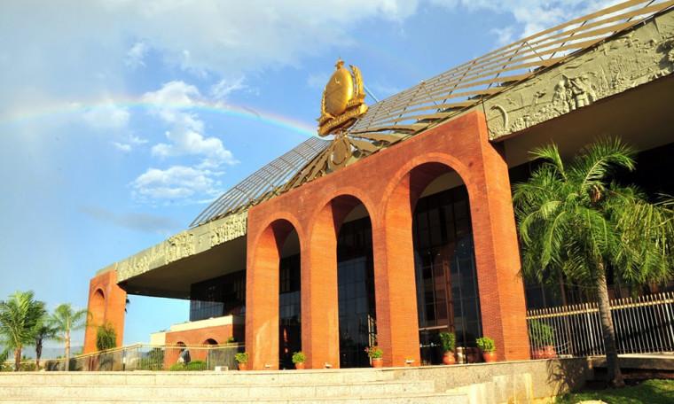 Palácio Araguaia, sede do Governo do Tocantins