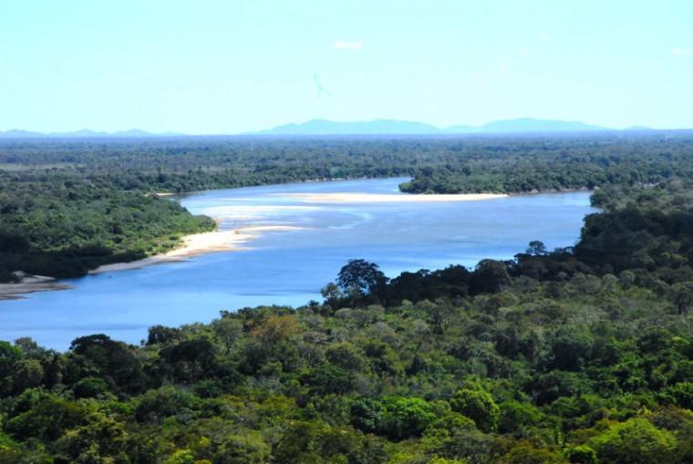 Araguacema: trilhas aquáticas estão entre os destaques no Cantão