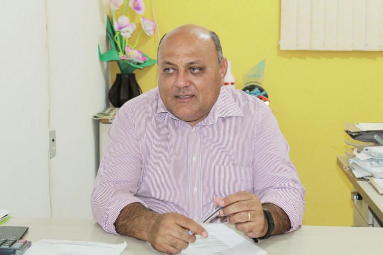 Itair Martins, prefeito de Rio Sono (TO)