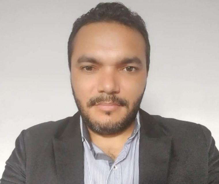 Uverlandes da Silva Milhomem é servidor público do Estado do Tocantins