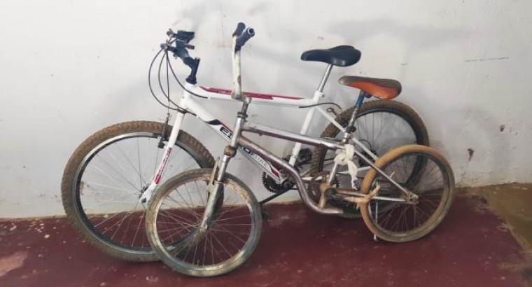 Bicicletas recuperadas