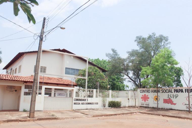 Centro de Amor Social Papa Francisco(ASAP)