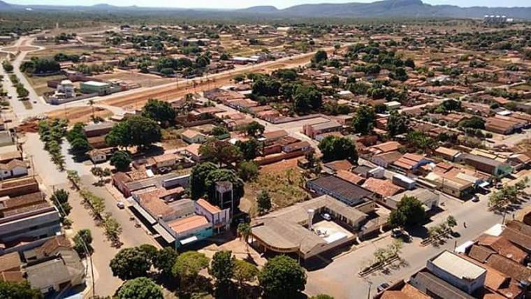 Almas, cidade no sudeste do Tocantins