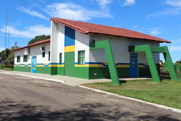 Câmara Municipal de Dueré, no sul do Estado