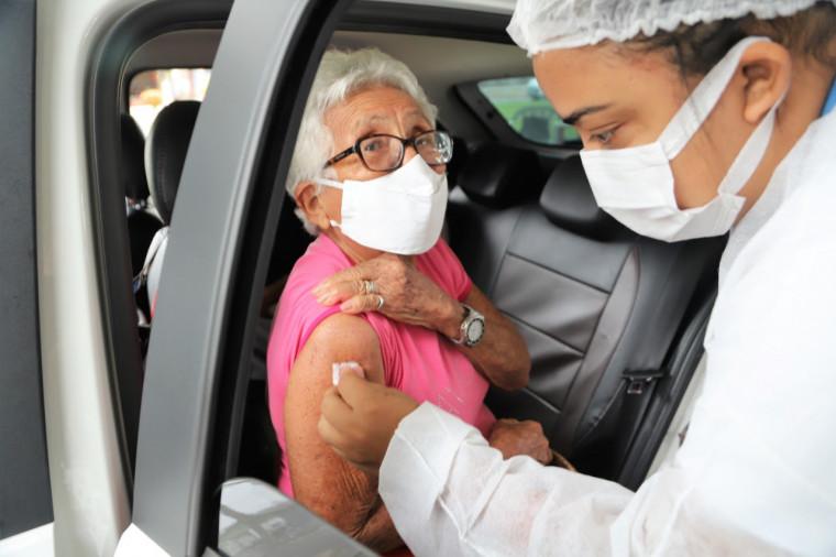 Araguaína recebeu apenas 8.030 doses de vacina contra covid-19 para primeira aplicação