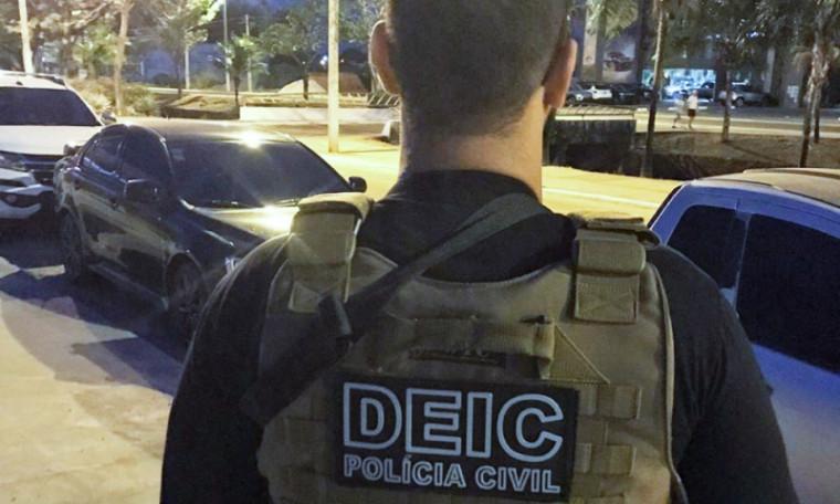 As investigações são conduzidas pelo delegado-chefe da 6ª DEIC, Hismael Athos