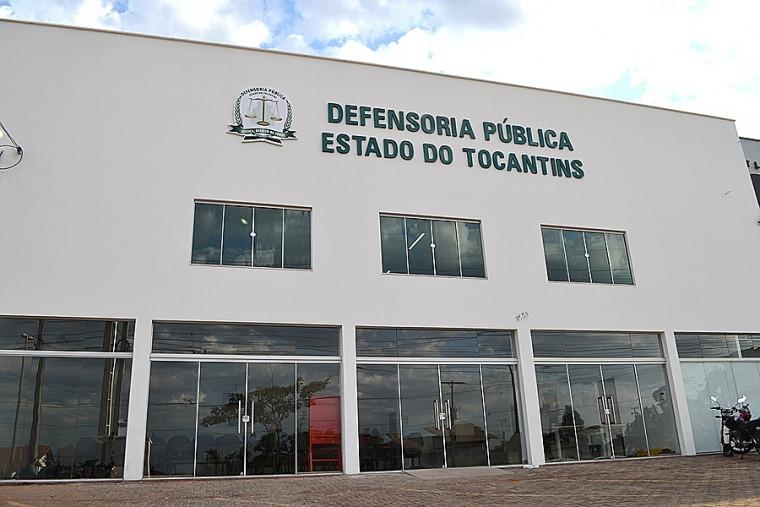 Sede da Defensoria Pública em Araguaína
