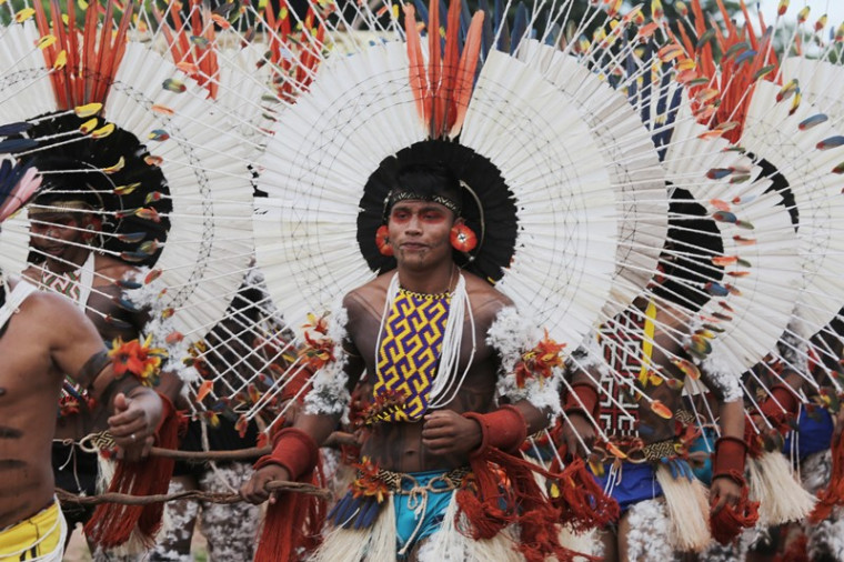 Indígenas Karajá