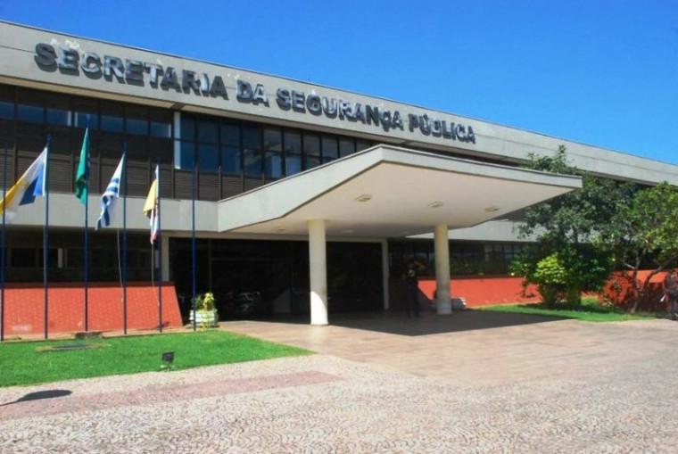 Secretaria de Segurança Pública