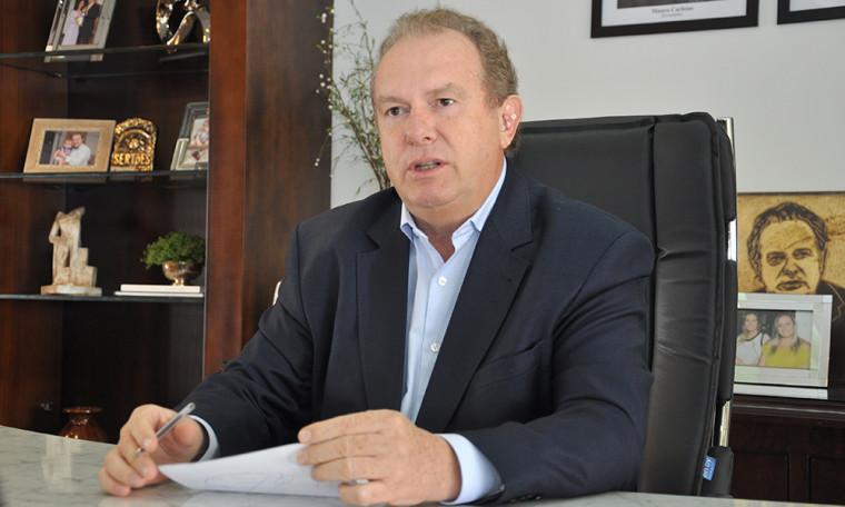Governador Mauro Carlesse (DEM)