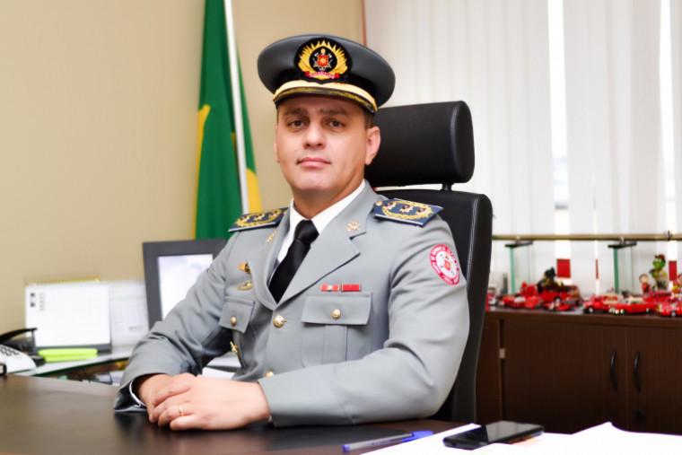 Coronel QOBM Carlos Eduardo de Souza Farias