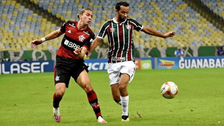 Final do Cariocão com Flamengo x Fluminense