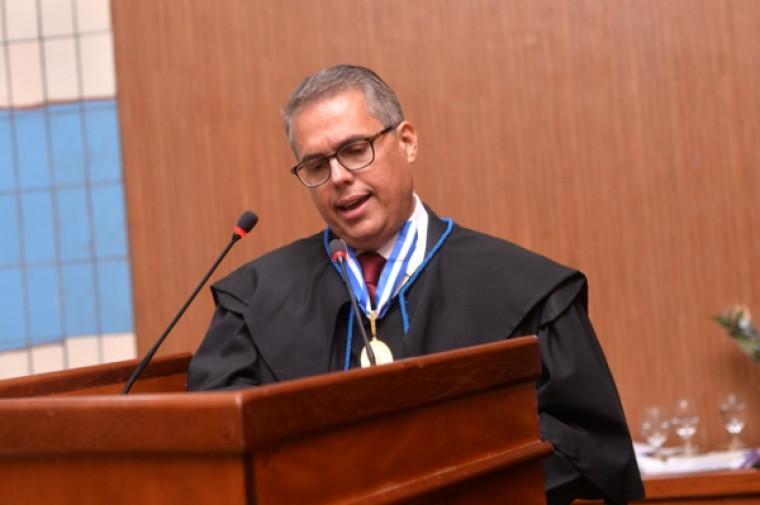 Severiano Costandrade, presidente do TCE/TO