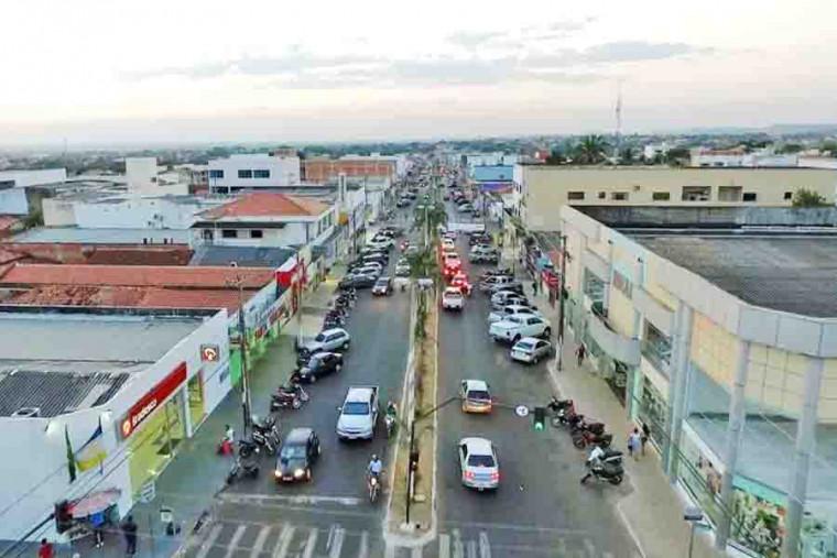 Paraíso do Tocantins é a 5ª maior cidade do Estado
