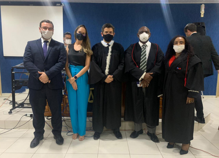 Julgamento ocorreu em Paragominas