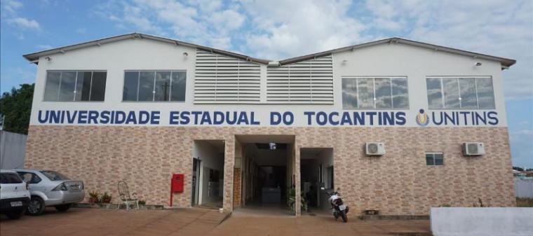 Campus da Unitins em Augustinópolis