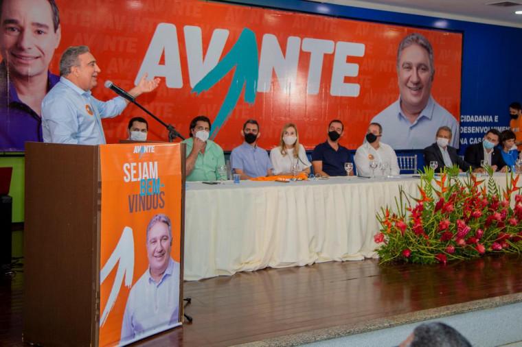 Laurez é o novo presidente do Avante no Tocantins