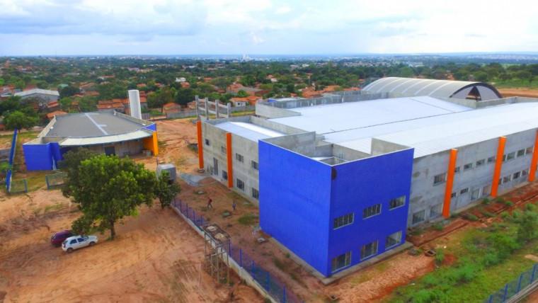 Escola de tempo integral ficará no setor Maracanã
