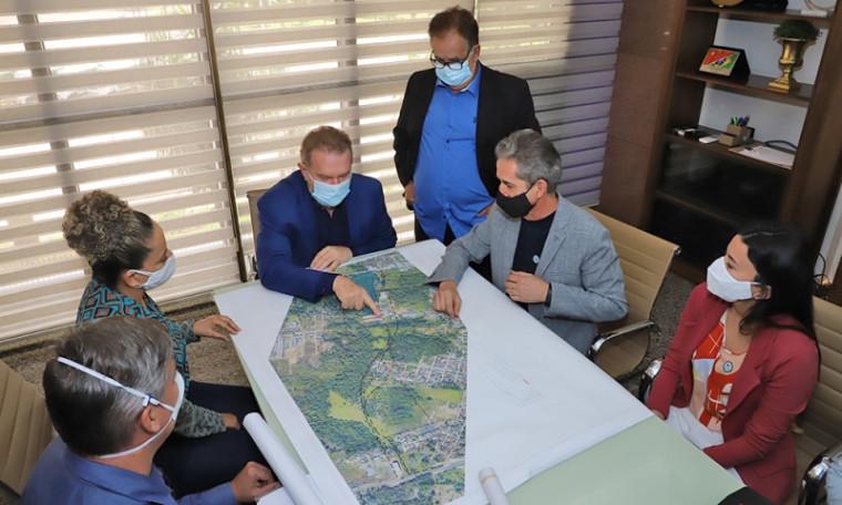 Prefeita Josi Nunes afirmou que o projeto terá uma visibilidade grande
