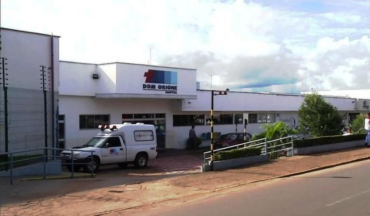 Hospital Dom Orione opera na capacidade máxima