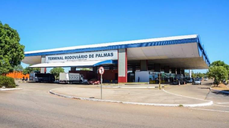 Terminal Rodoviário de Palmas