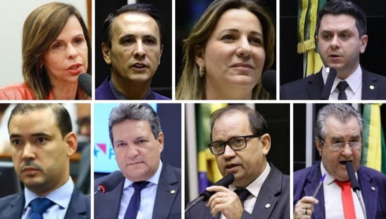 Deputados do Tocantins