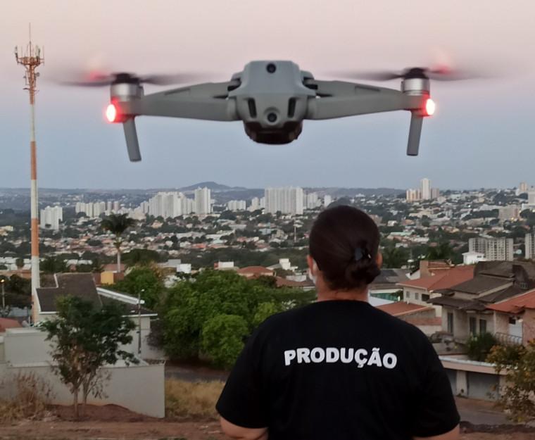 Gravações passaram por Rio de Janeiro, Goiânia, Anápolis e Brasília.