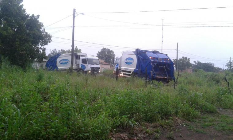 Veículos atolados no setor