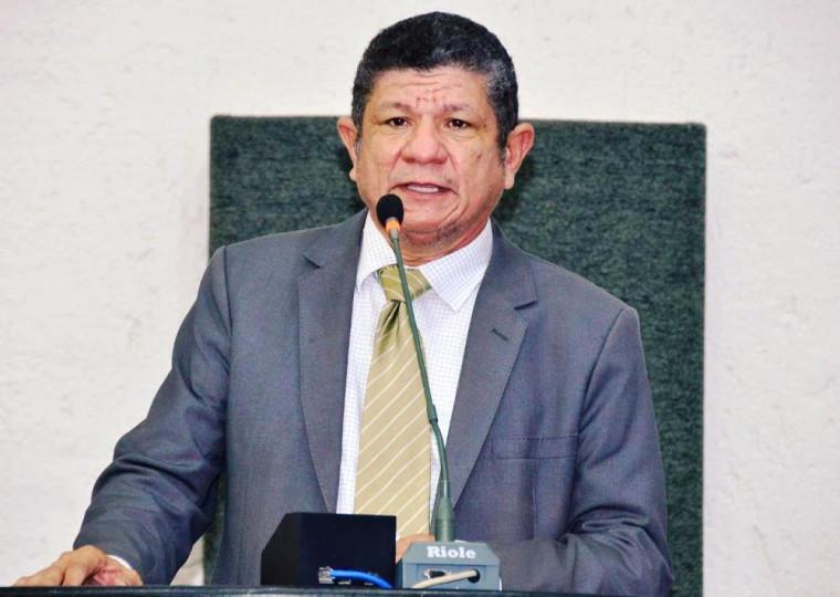 Líder do Governo na AL, deputado Ivory de Lira
