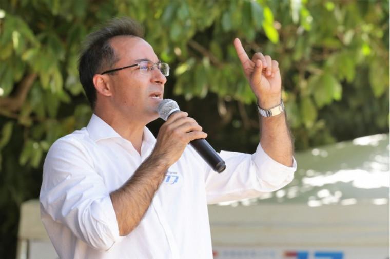 Novo prefeito de Araguaína Wagner Rodrigues, do Solidariedade