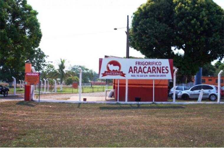 Frigorífico será leiloado pela Prefeitura de Araguaína