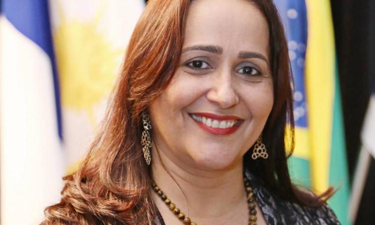 Coronel Patrícia já foi secretária de estado na última gestão do ex-governador Marcelo Miranda (MDB)