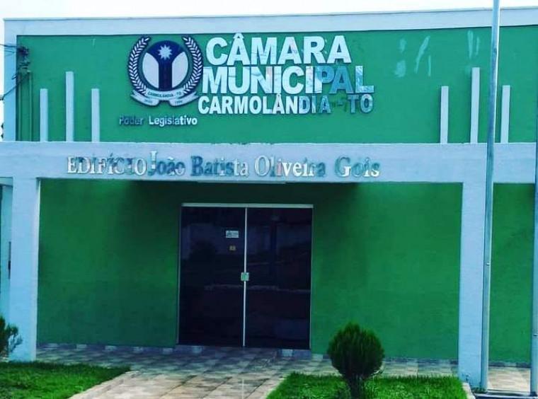 Câmara Municipal de Carmolândia (TO)