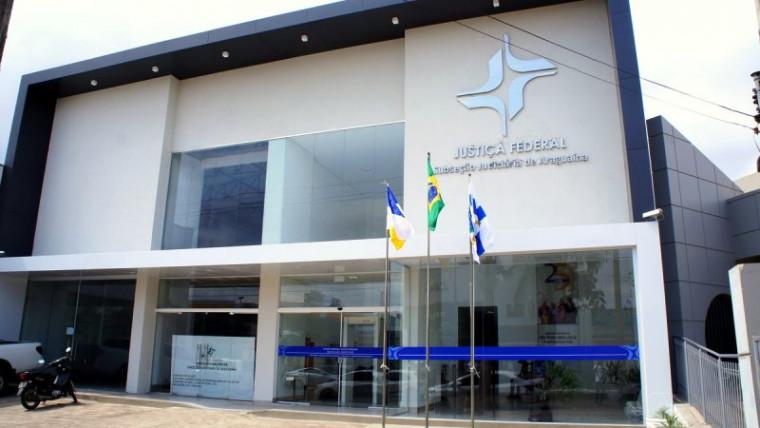 Justiça Federal em Araguaína