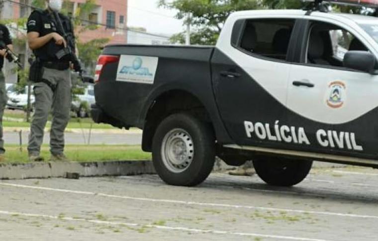 Prisão foi feita pela Polícia Civil