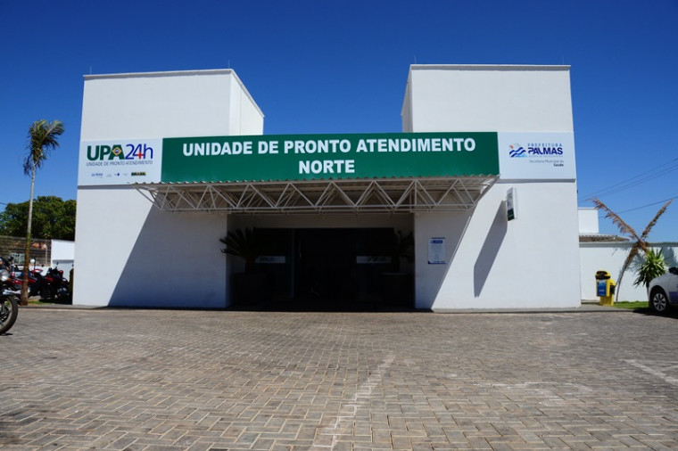 UPA Norte em Palmas